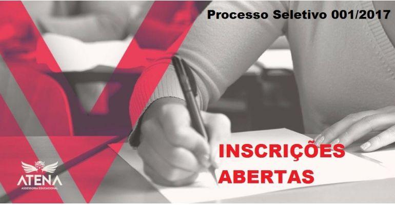 Inscrições para Processo Seletivo de Presidente Getúlio encontram-se abertas até dia 22/04/2017